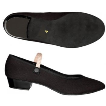 Black Character Shoes