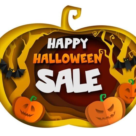 'Halloween Sale'